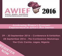 The 2nd Annual Africa Women Innovation & Entrepreneurship Forum (AWIEF)