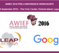 Google Joins AWIEF as Technology Partner